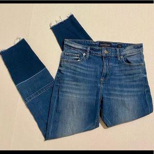 Lucky Brand Ava Crop Jeans Womens 6